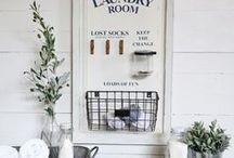 laundry / laundry room, laundry room storage, neutral laundry room,