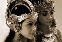 Javanese/Sumatran Dance / Lived in Surabaya & Jakarta 1992 - 1997  / by Shinobu Watanabe Miller