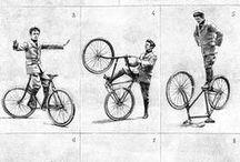 Le vélo/ La bicyclette