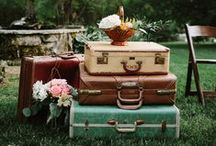 Suitcases├─┼ and gramophons