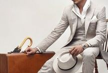 Man Oh Man! (Fashion) / A well dressed Man...Need I say more
