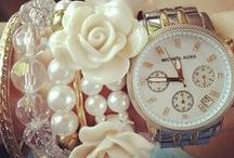 Bling On the Icing...Accessories / Every great outfit has a finishing touch!