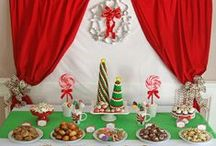 Holiday Foods & Treats / Ideas and Inspirations for holiday themed treats!