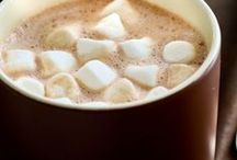 Delicious HOT Drinks / Delicious Drinks  [ MyGourmetCafe.com ] #hotdrinks