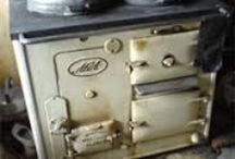 Cookers & Ranges / Here's a few old ranges and cookers we like.