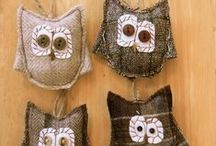 pöllönä / owls