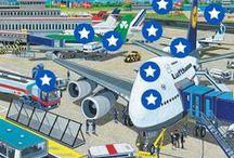 lentokoneet,autot,laivat