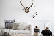 Scandi / The wonderful contemporary scandinavian style. www.interiorsbygeorgie.com