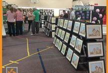 Preschool Art Shows / Preschools featuring Artomé Art Shows.