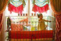 Bohemian Nursery / by Kindred