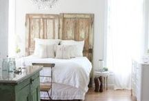 Bedroom - Coastal / Warm and relaxing tones for a bedroom by the sea. Picked by www.interiorsbygeorgie.com
