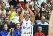 Koripallo - Basketball