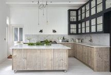 Kitchens - Contemporary/ Scandi