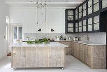 Kitchens - Contemporary/ Scandi