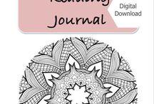 Mindfulness, journaling and inspiration. / Mindfulness inspired journals. Articles on mindfulness and meditation.