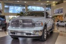 Guts Glory Ram / by Central Florida Chrysler Jeep Dodge