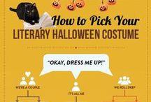 Literary Halloween!