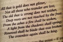 Favorite Passages.....