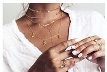 Jewelry Inspiration / by She's Unique Jewelry Boutique