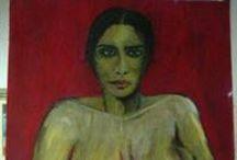 my paintings / paintings of the last 10 years