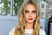It Girls and Cara Delivigne
