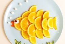 Food ideas for kids / by Kids&Chic.com - Designer Boutique