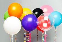 Balões mágicos