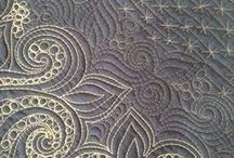 текстиль, вышивка, квилты