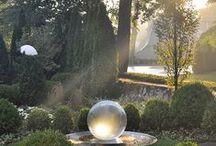 садовые шары