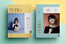 Graphic Design // Magazine Cover