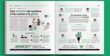 Graphic Design // Magazine Layout