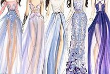 Clothing Designs / clothes, shoes, bags