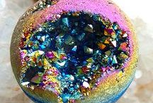 Crystals, glitter... / & more <3