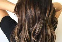 BEAUTY & HAIR INSPIRATIONS / Beauty, Schönheit, Make-up, Ideen, Idee, Inspiration, Haare, Hair,