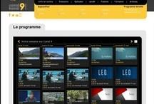A regarder sur Canal9! / Quelques émissions en promotion