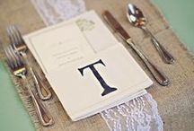 Wedding Style Inspiration / Set the theme and make the day your own.