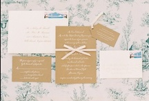 Invitations & Stationery / More than just a piece of paper. Follow for creative ideas and a few DIY favourites.