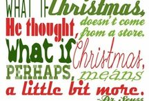 Christmas / ...it's the most wonderful time of the year. / by Shelly Cassidy