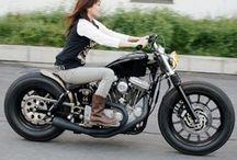 Bikes & riding