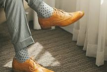 Men's Socks / The Rules On Matching Color & Pattern When It Comes To Socks