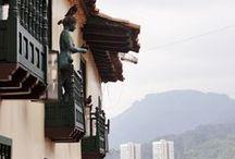 Bogota Hermosa! (Captada por mi Camara.) / No nací aquí pero amo a esta ciudad como si fuese mía. Lugares que capturo con el lente de mi camara.