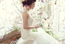 Weding  dress / Vestido de noiva / by Elisabeth Carvalho