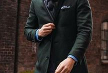 Cold Weather Style / A man's guide to cold weather style. https://www.realmenrealstyle.com/category/clothing/cold-hot-weather/