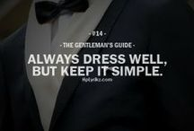 Men's Style Quotes / The Best Quotes About Man's Style | Famous Men's Fashion Quotes