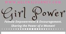 GIRL POWER ~ a Helen's Journey Collection