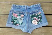 DIY Fashion / Make your own/repurpose clothing!