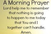 Prayers & Faith Confessions / Prayers & Faith Confessions