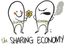 #SharingEconomy / Following the rise and (r)evolution of the sharing economy #sharingiscaring