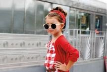 How to | Girl Style / Be up on the latest fashion trends and styles for girls! #kid #coolgirl #style