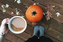 Fall into Upcycling / As the days get shorter and the air gets colder, it's time to hide inside with a cup of hot chocolate and get creative! We've compiled the BEST fall DIY & Upcycling Projects to get you started - enjoy!